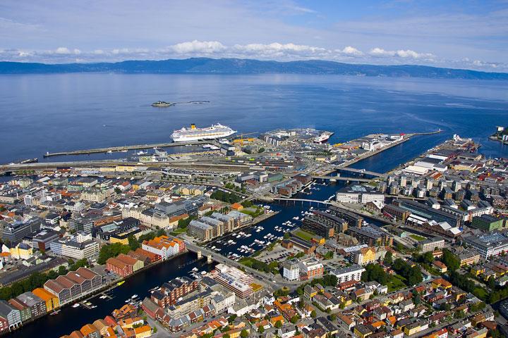 emigrar a Noruega