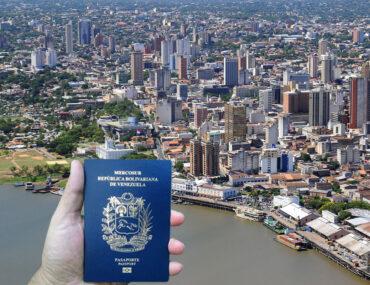 emigrar a Paraguay