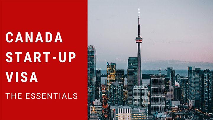 Canadá start up visa