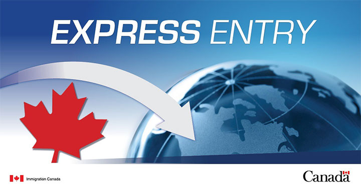 express entry Canadá